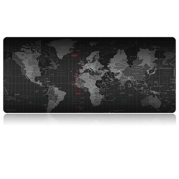 Gaming Mousepad World Map