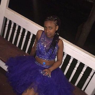 Royal Blue Short Homecoming Dresses 2019 A-line Sleeveless African Sexy For Short Girls Two Piece