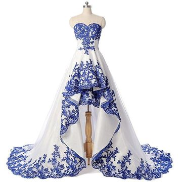 49%OFF Cheap Long Junior White Ball Gown Ruffles Prom Dresses 2018 ...
