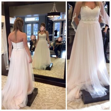 Long Wedding Dresses 2018 Lace Plus Size A-line Sleeveless
