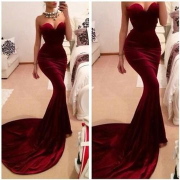 Long Prom Dresses 2018 Sleeveless