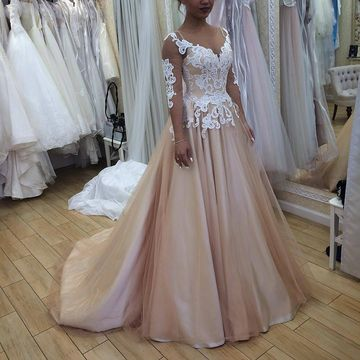 Cheap Long African Ball Gown Prom Dresses 2019 Sexy A-line