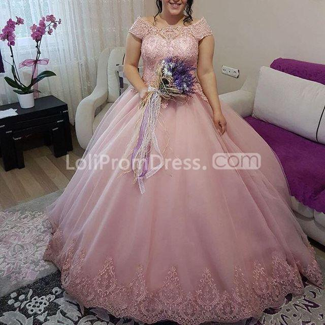 49%OFF Long Wedding Dresses 2019 Ball Gown Plus Size ...