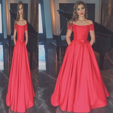 16076622c75 49%OFF Red Long Quinceañera Dresses 2019 Ball Gown For Short Girls ...