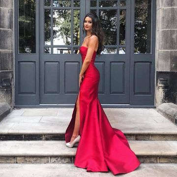 29755cb6bc8ab 11 Best Burgundy Prom Dresses 2019 | FREE Shipping Today