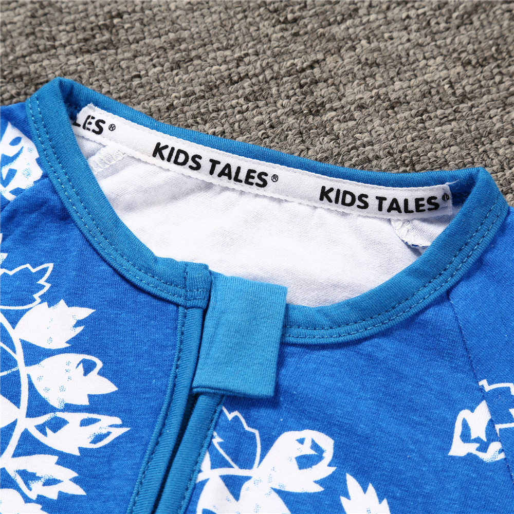 0e1eda08a54c  15.80 Newborn Boy Clothes for babies Toddlers Long Sleeve Floral ...