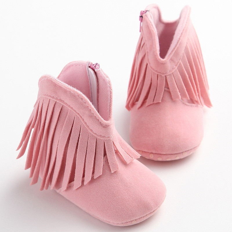 13f969cbc61d  11.70 TongYouYuan Winter Warm Baby Boy Shoes First Walkers Knitted ...